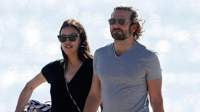 Bradley Cooper and Pregnant Irina Shayk Enjoy PDA-Filled Picnic on the Beach