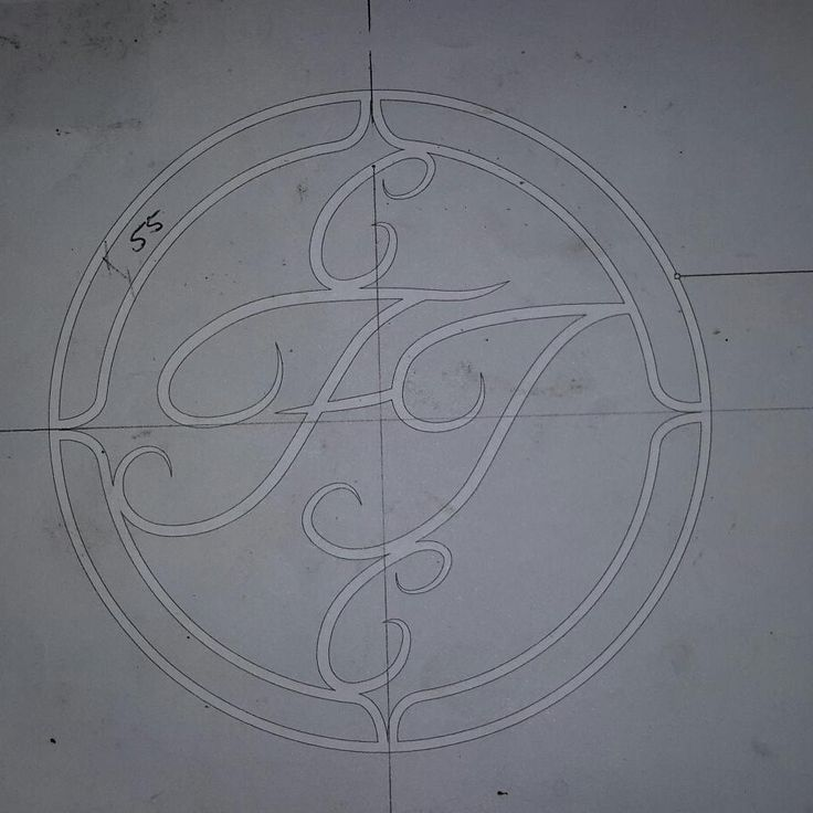 Family initials for Turramurra clients.Slightly distorted scrolls to emulate free hand running writing. This will be galvanised 2pac epoxy spray painted and hung on a wall at the entrance to the house. #modifiedcursive #ornamentalironwork #blacksmith #forging #welding #blacksmithtothestars #celebrityblacksmith