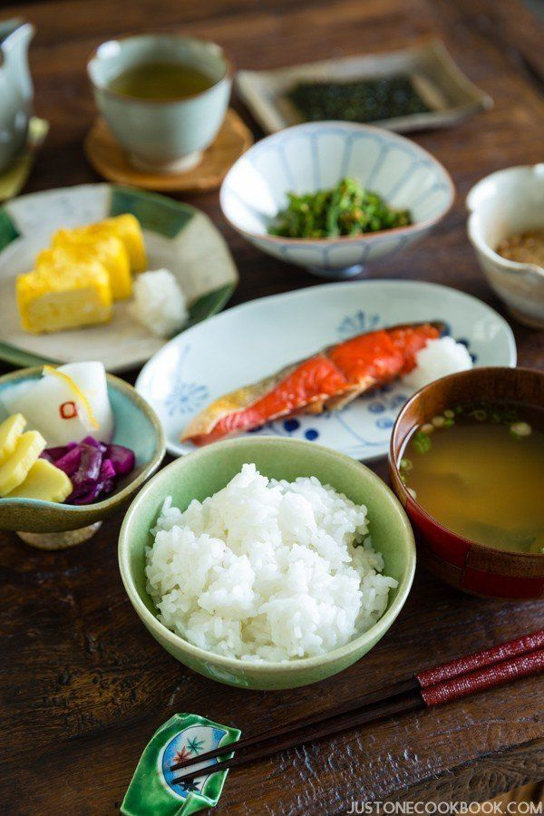 Japanese Meal | Just One Cookbook