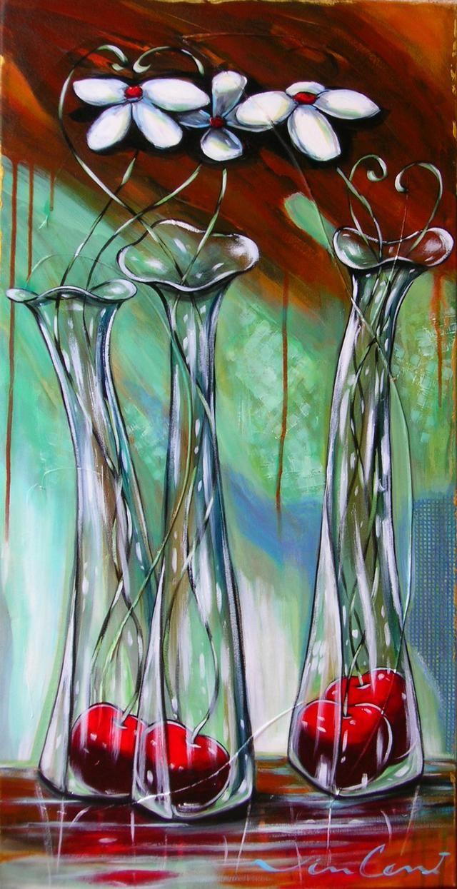 Daniel Vincent Acrylic