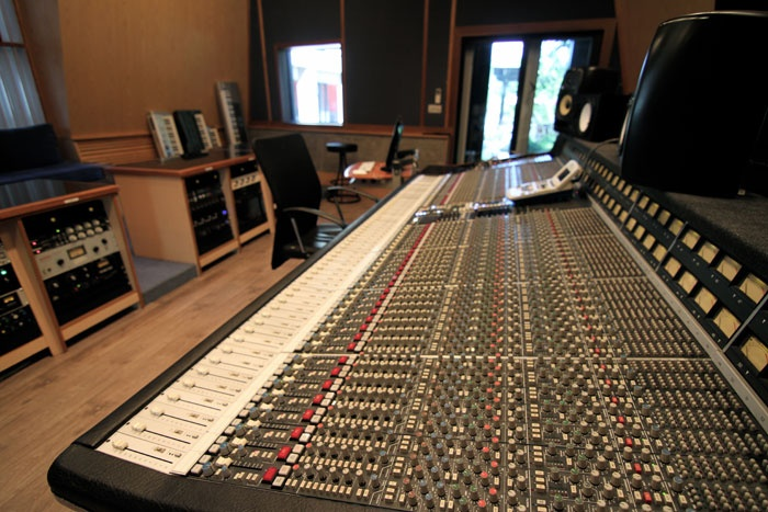 The SSL at Karma used to belong to UB40