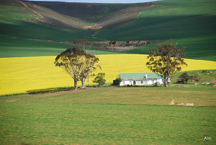 Overberg - Western Cape - South Africa