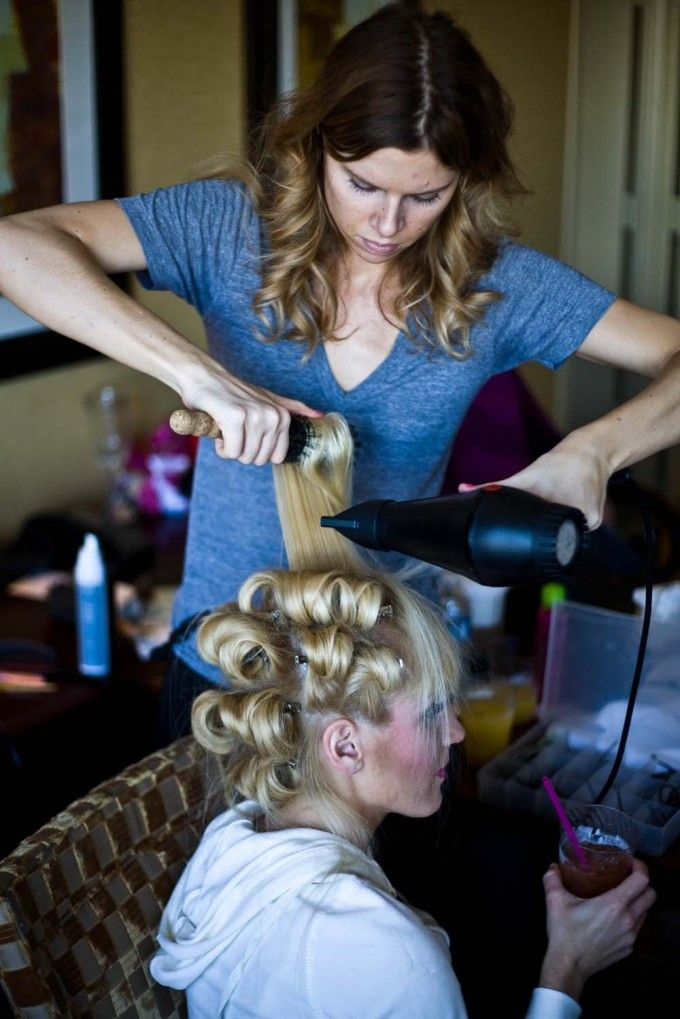 I LOVE THIS BLOG! hairdresser on fire / fantastic blog about all things hair. I will try some of these tricks!