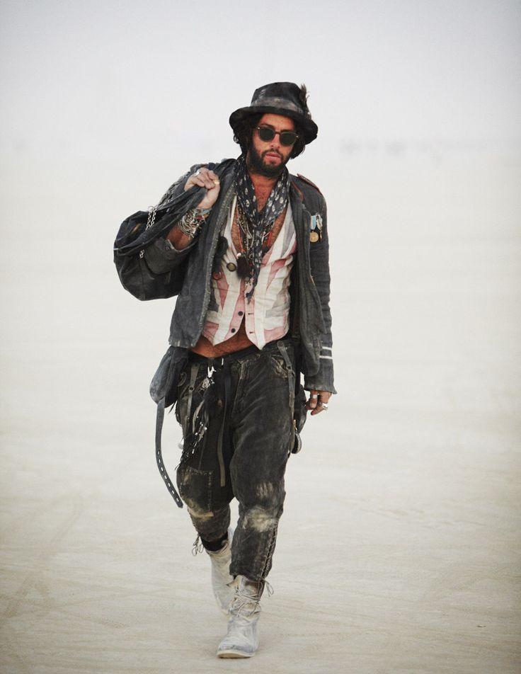 gipsy men burning man - Google Search