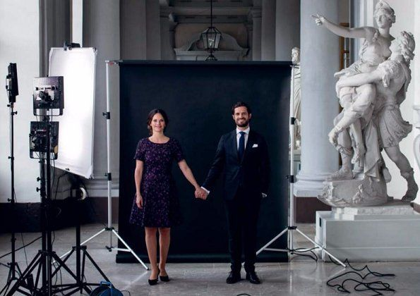 Prince Carl Philip and Princess Sofia gave an interview to Swedish monthly magazine Kupé for the November issue. Subject of the interview was struggle of child raising, and parenthood. Cover of the November issue of Kupé will bear the photo of the Prince Couple.