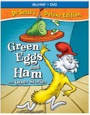 Dr. Seuss's Green Eggs and Ham and Other Stories Deluxe Edition on Blu-Ray