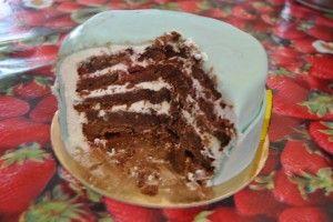 Mud cake, la torta per gli amanti del cioccolato