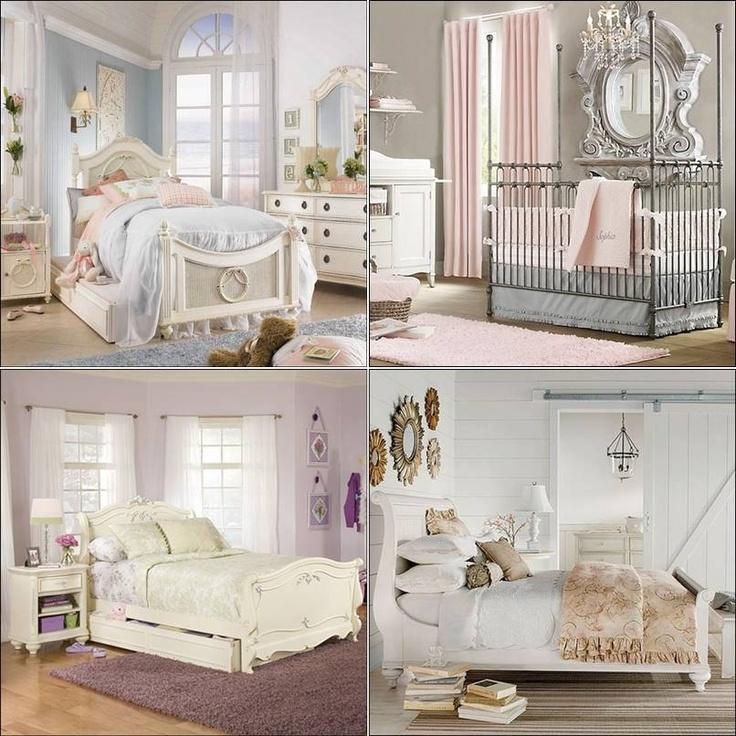 Vintage Style Bedroom Decor !