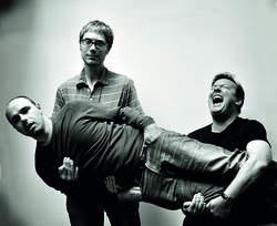 Ricky, Steve & Karl