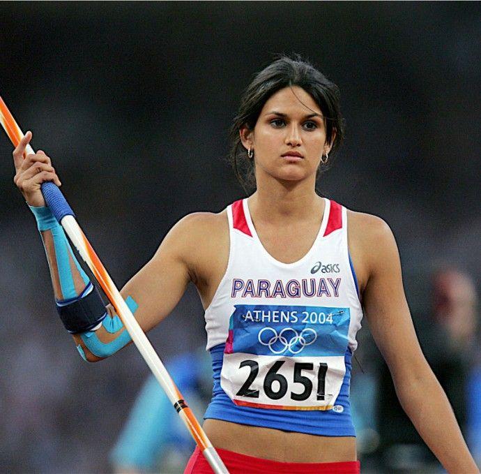 Hottest Olympics Girls At London 2012 Leryn Franco For -1221