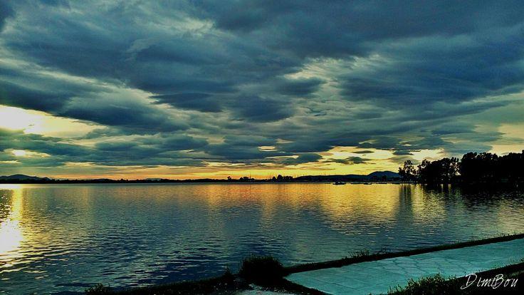 Λιμνοθάλασσα Μεσολογγίου!