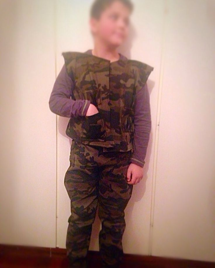 Army soldier!!!! Haloween costume ✔️⚫️