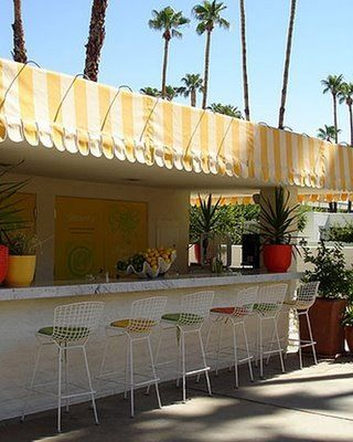parker . palm springs (my dream 2nd home location)