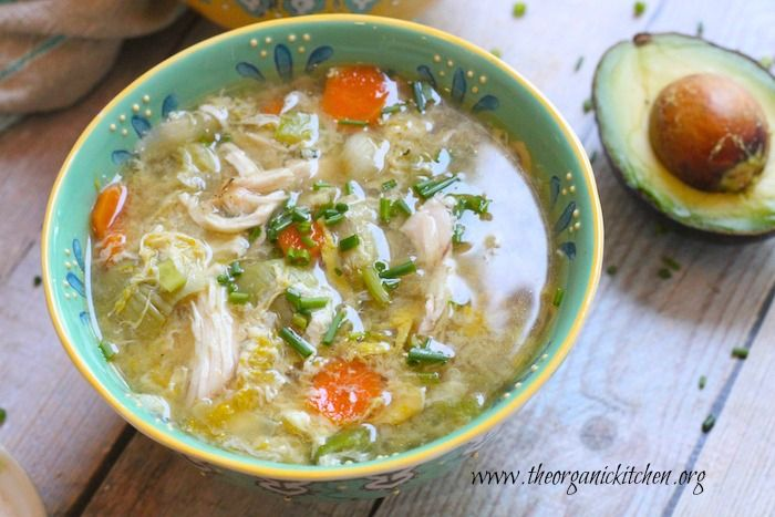Egg drop soup is my go-to for a quick, healthy breakfast, lunch or dinner. It is so simple and tasty with all the health benefits of broth, protein and healthy fats. It's really a great meal. And while I love it as is, today I will share three recipes for More Egg-citing Egg Drop Soup....sorry