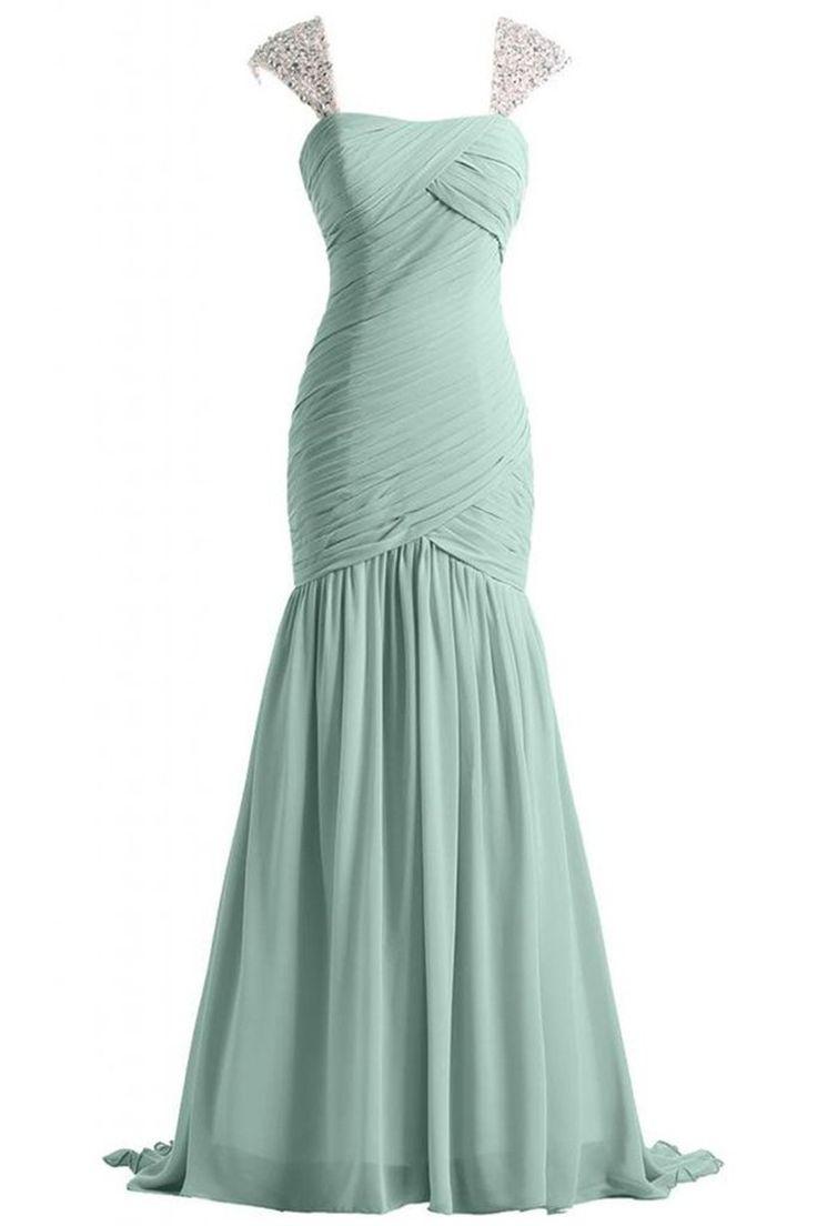 Vestido De Festa Casamento Real Photos Mint Green