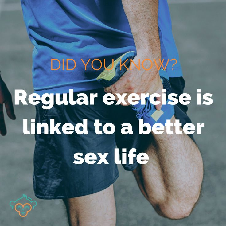 When you exercise, the brain produces endorphins that simulate the release of sex hormones. #sex #exercise #fitness #healthfacts #didyouknow #didyouknowfacts #LifeBuddi