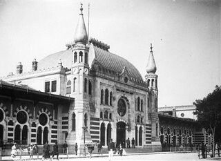 Ggaye Boralioğlu die Frauen von Istanbul, Mi Hatice, Sirkeci    Dworzec