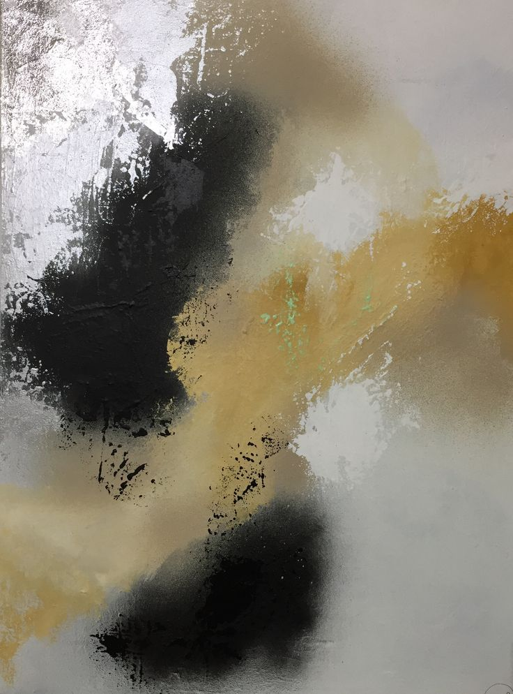 """Light passage"" Acryl on canvas."