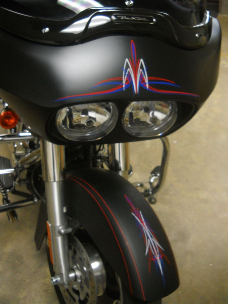 Hand Painted Graphics Hand Painted Pinstriping Hand Lettering - Vinyl stripes for motorcyclesmetric cruiser motorcycle graphics decals roadstar fury vstar road