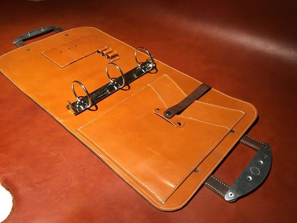 created by Compass Leather