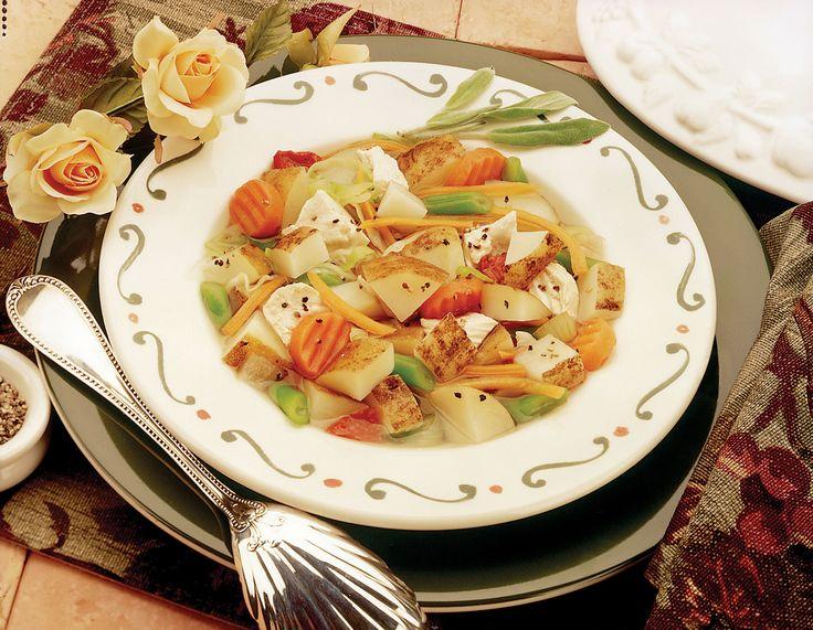 Hearty and Heart-Healthy Idaho® Potato Soup/Stew | Recipe on idahopotato.com