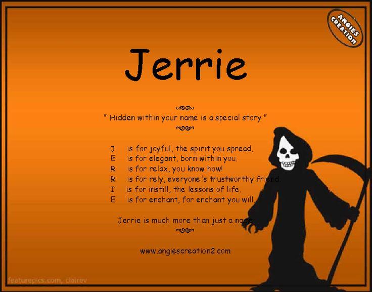Jerrie