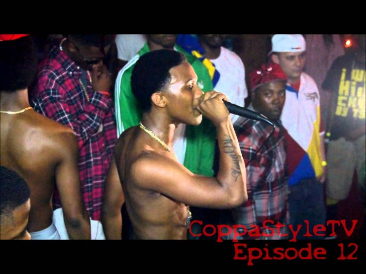 Lil Snupe & Money Bags - CoppaStyleTV 12