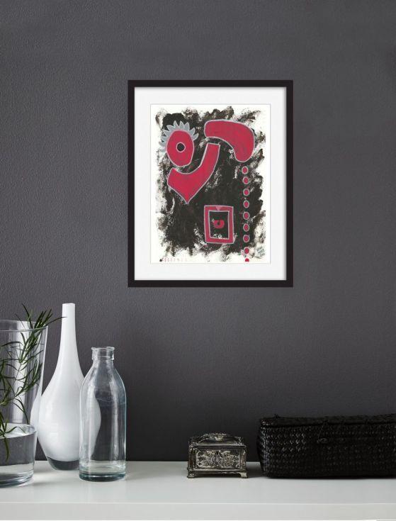 Buy Despair, Acrylic painting by Ninah Mars on Artfinder. #art #buyart #homedecor #interiordesign #abstract #painting #abstractpainting #artfinder #arte #contemporaryart