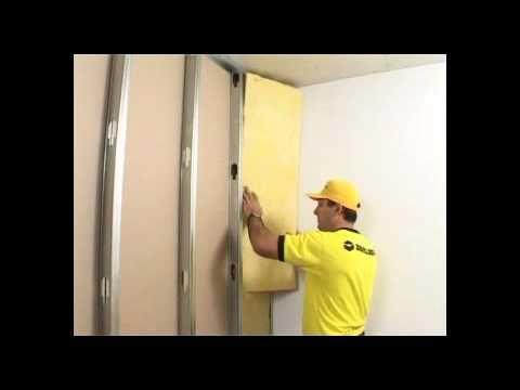 Durlock Oficial: Construcción de un Cielorraso Durlock - YouTube