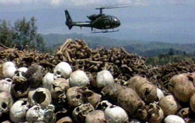 rwanda genocide -  when will mankind value life?