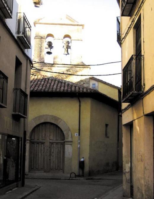 Iglesia de San Salvador Palat del Rey. León, Spain. S. X. Es la más antigua d...