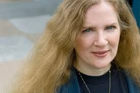 The author of the books Suzanne Collins