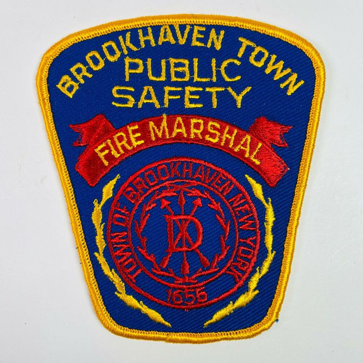 Brookhaven Town Fire Marshal Public Safety New York Patch