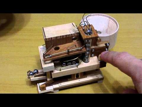 Small marble machine chronicle http://youtu.be/zWTNizo7ggw