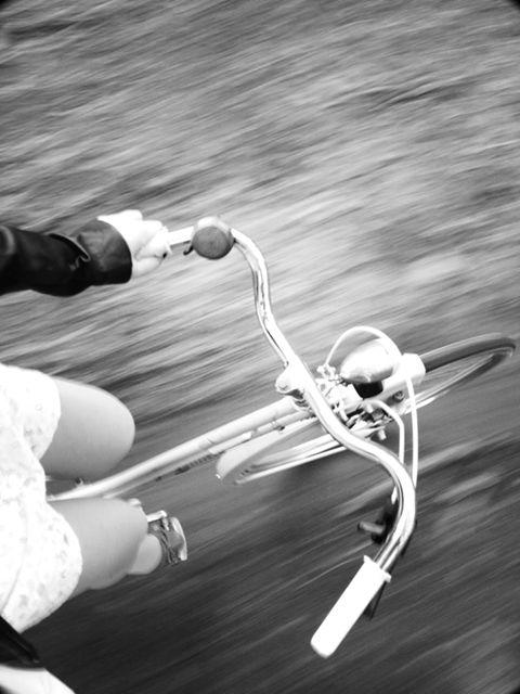Balade en vélo à Deauville