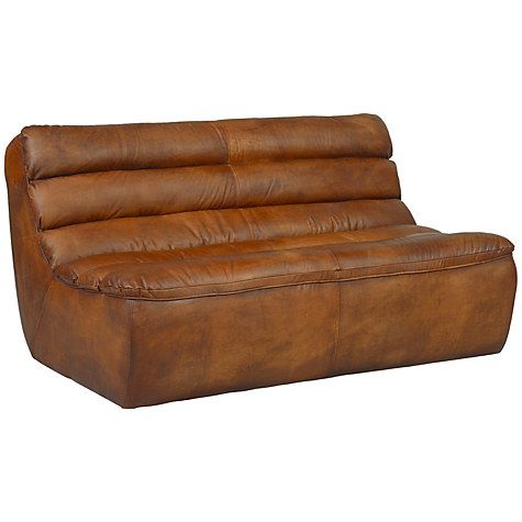 Sofa Slipcovers Buy Halo Russo Seater Leather Sofa Online at johnlewis