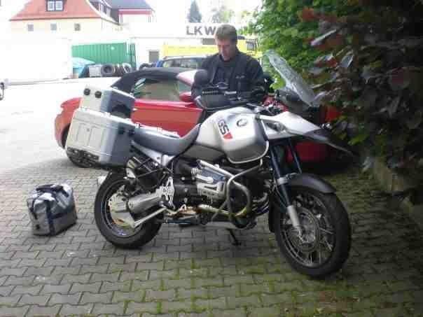 BMW R1150GS Adventure - Belgium 1
