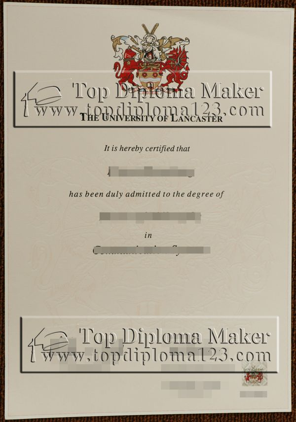 Can I Buy Fake The University Of Lancaster Diploma How To Obtain