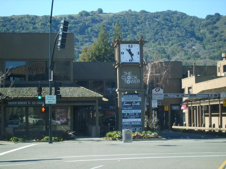 Danville, CA: Lived here from 1988-1990... then again from 1994-1997.