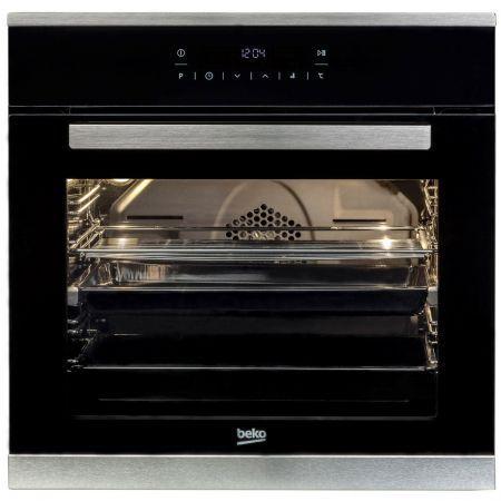 Beko BIR25400XMS reprezintă un aparat electrocasnic de gătit performant, respectiv un cuptor electric de tip încorporabil. Este o soluţie ideală pentru bucătăria oricărei gospodine, ce reuşeşte să se integreze neaşteptat de bine în orice stil …