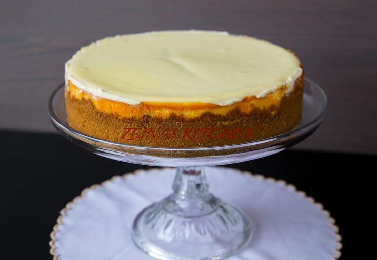 Cheesecake - ZEINAS KITCHEN