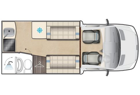 Auto-Sleeper Stanton Mercedes Benz 2018 – Auto Sleeper Motorhomes Campervans
