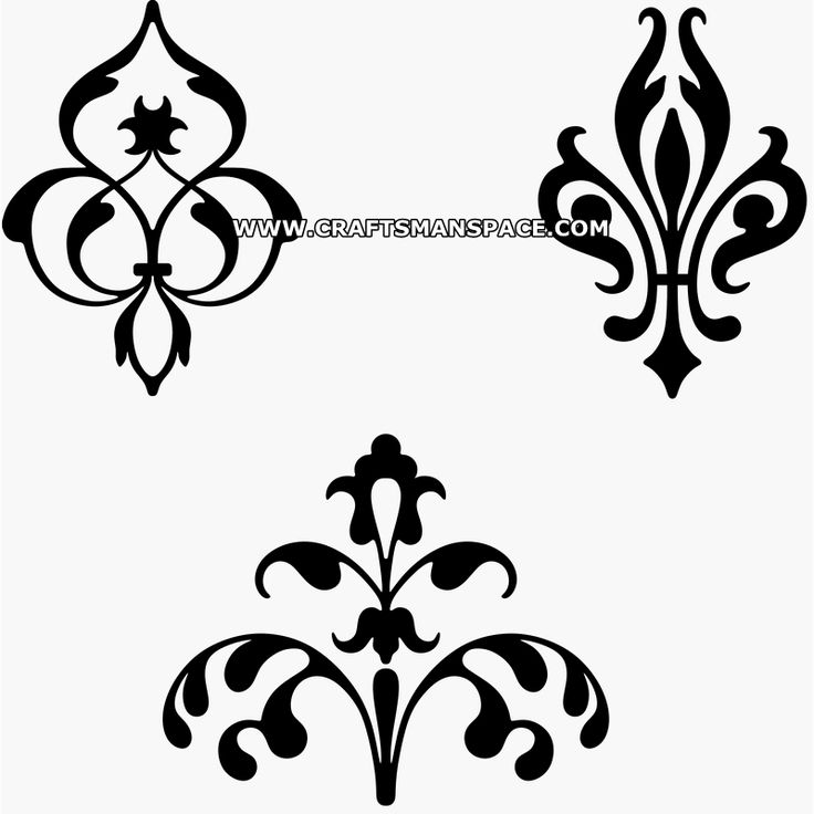 Ornament vectors - Various forms