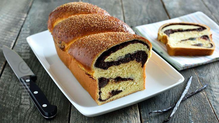 No-knead Brioche (CC Eng Sub) | JamilaCuisine