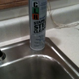 13 Best Images About Clean A Stainless Steel Sink On