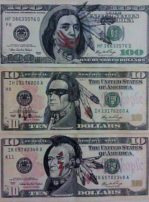 """""""They made us many promises, more than I can remember, but they kept only one; they promised to take our land, and they did.""""  - Sioux Chief Red Cloud"""