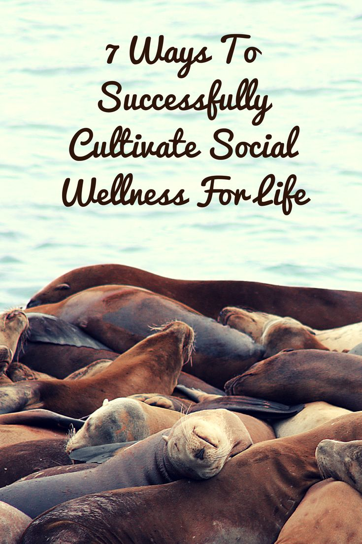 7 Ways To Successfully Cultivate Social Wellness For Life AUGUST 14, 2013 BY APRIL HOUSE, MA, MFT #LifeCoaching  - www.optimumperformanceinstitute.com - If you or someone you know needs help, please do not hesitate to Call Us Toll Free: (888) 558-0617