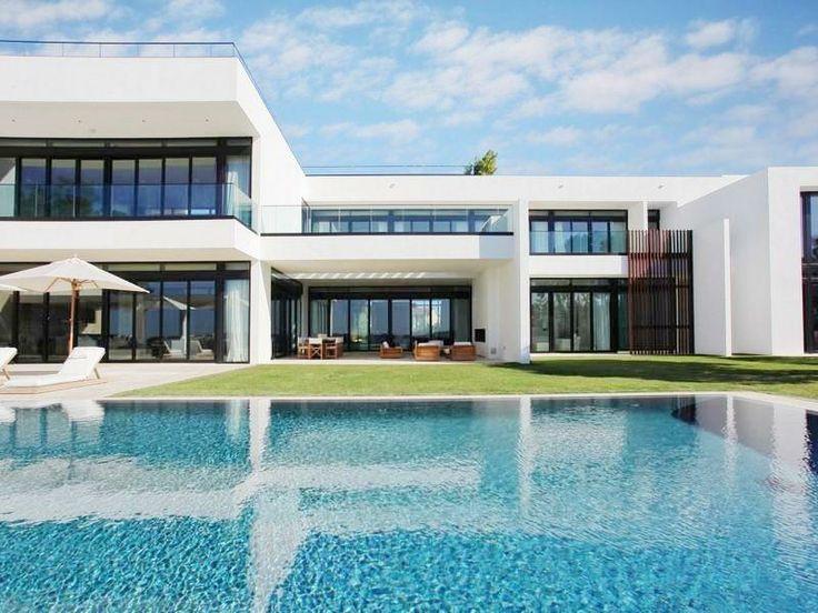 See this house a modern home run baseball star a rods 38 million dollar miami home