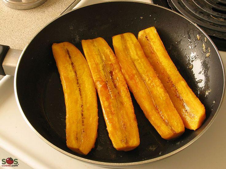 SOSCuisine: Bananes plantain sautées