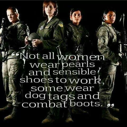 Women of the United States Armed Forces